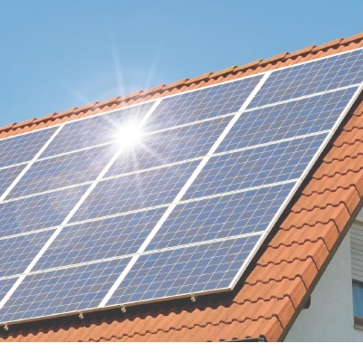 Photo of Sungrow Solar Panels installed on a roof