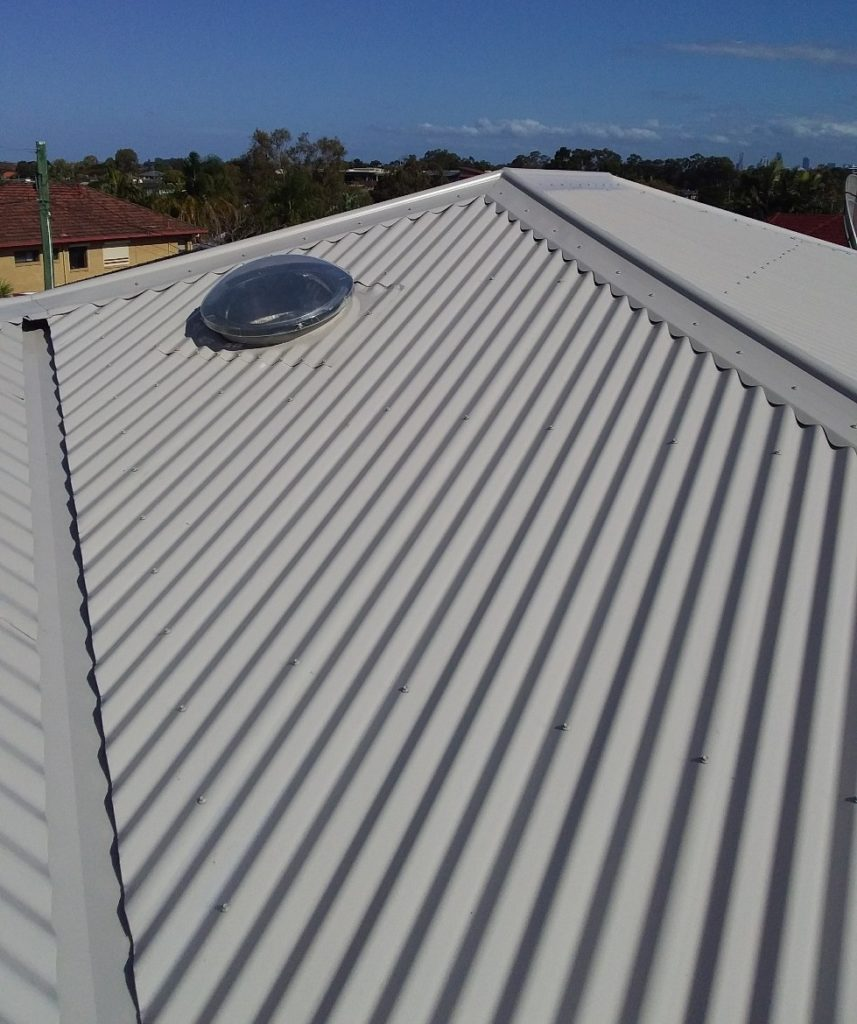Colorbond Metal Roof Replacement