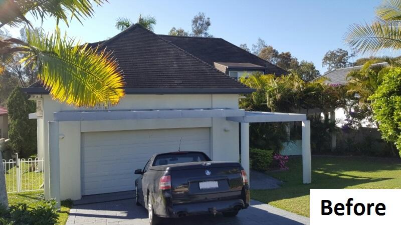 Decramastic Roof Replacement