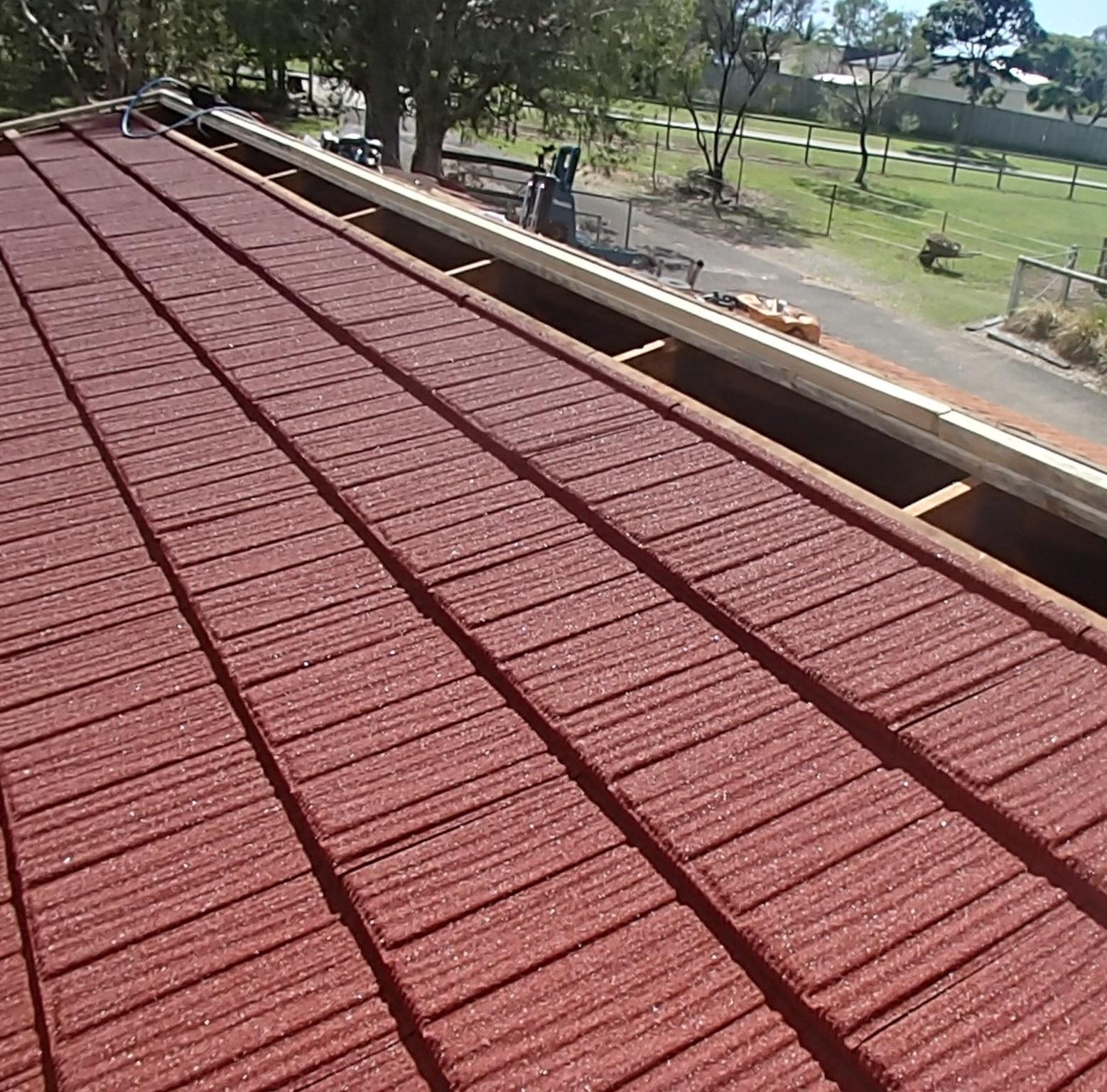 Example Decramastic Tile Roof