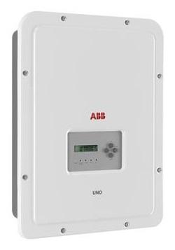 Photo of ABB Solar Inverter