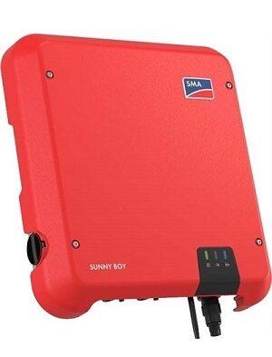 Photo of SMA Solar Inverter